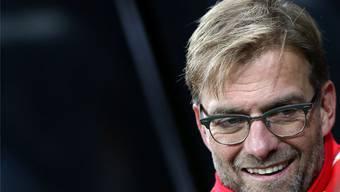Alex Ferguson über Jürgen Klopp: «Diese strahlend weissen Zähne, die er ständig zeigt. Er ist eine fantastische Persönlichkeit.»