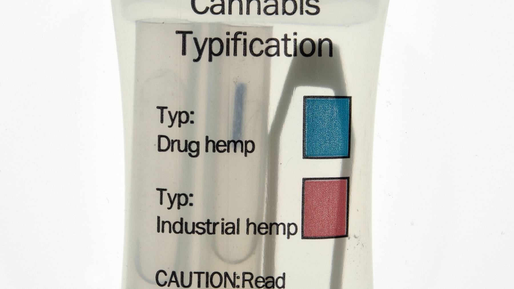 Zuger Polizei führt Cannabis-Schnelltest ein