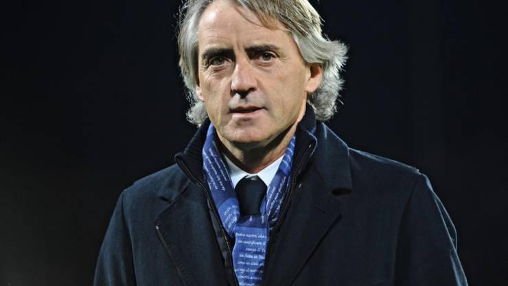Roberto Mancini soll Italien wieder auf die Erfolgsspur bringen