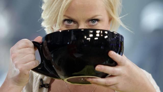 Nach der Tasse die Puddingschüssel: Amy Poehler geehrt (Archiv)