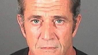 Mel Gibsons neuestes Polizeifoto