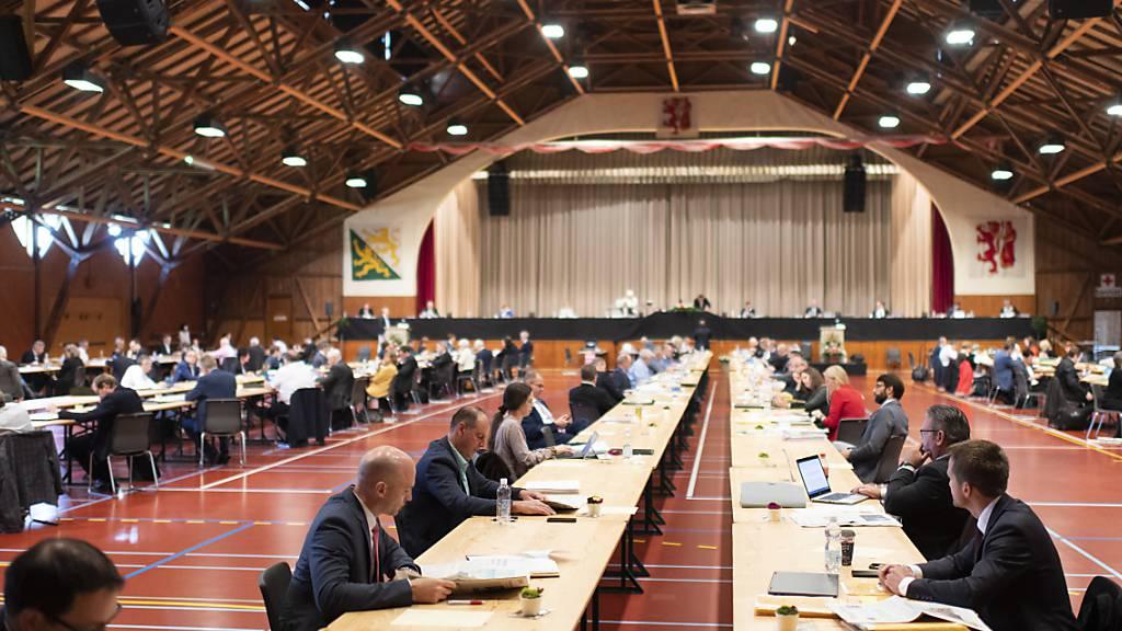 Motion fordert Livestreams für Thurgauer Grossrats-Sitzungen