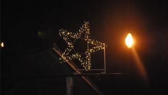 Ein Wunsch, der in Erfüllung ging: Die Magdener Weihnachtsbeleuchtung