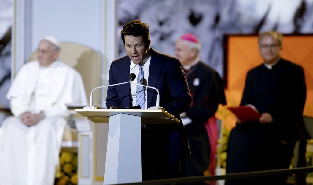 Mark Wahlberg bittet Papst um Vergebung wegen des Films «TED»