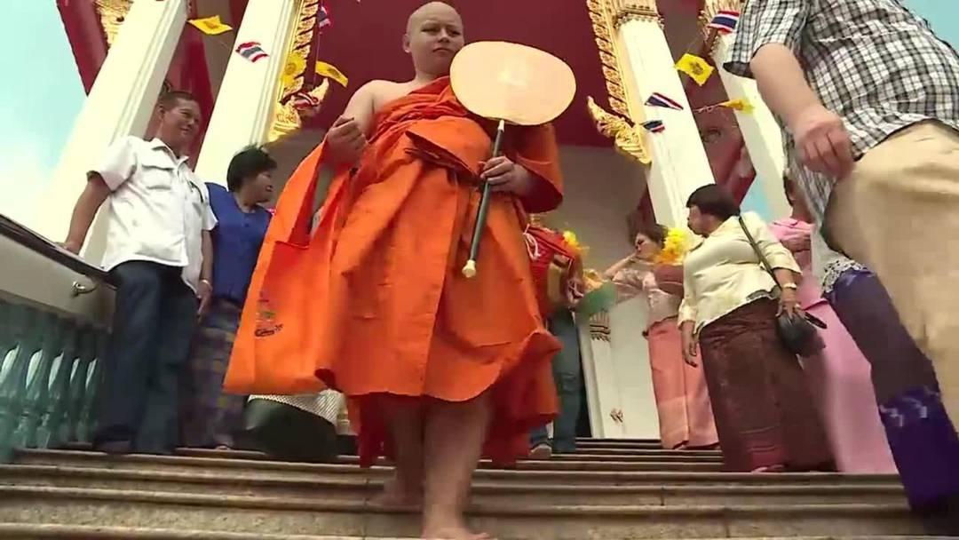 Mönch auf Zeit: Teil 3
