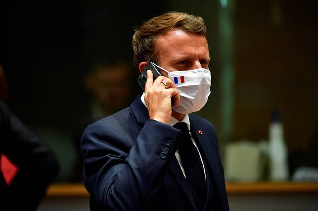 Frankreichs Regierungschef Emmanuel Macron hat erreicht, was er wollte.
