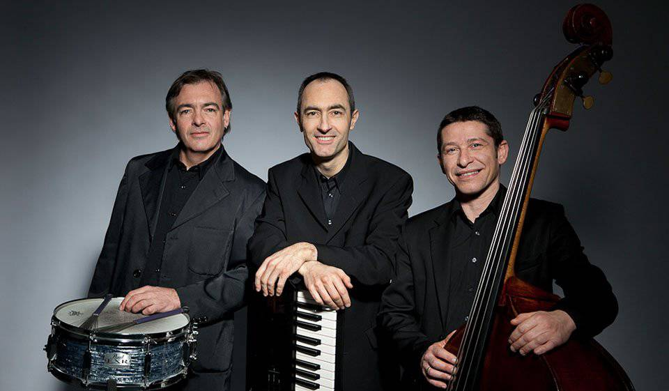 Das Michael Alf Trio heizt heute Abend ein. (flumserberg.ch)