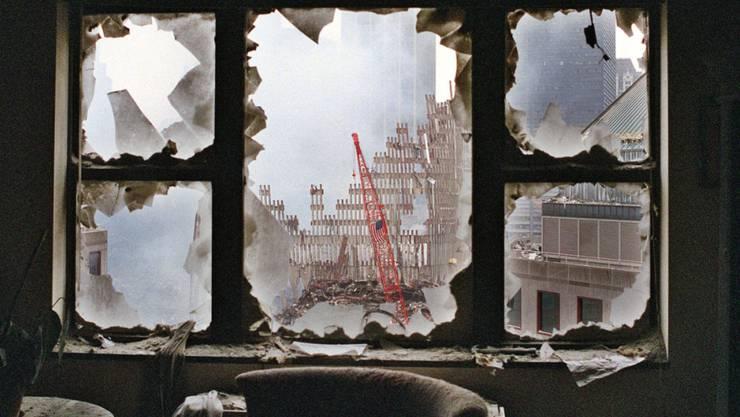 DNA-Spuren in den Trümmern: Nach fast 17 Jahren ist das 1642. Opfer der Terroranschläge von New York identifiziert worden.