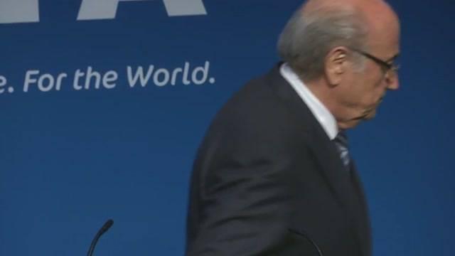 Nach Sepp Blatters Rücktritt überschlagen sich Ereignisse