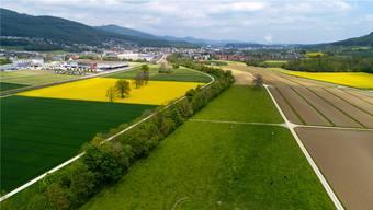 Flächen zusammengeführt: Die Landumlegung Region Olten sieht ihrer Finissage entgegen.