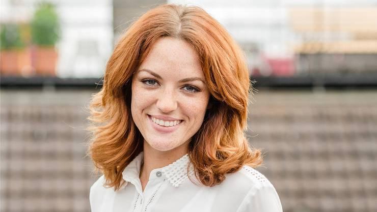 Zaklina Djuricic möchte gerne für Radio oder Fernsehen arbeiten.