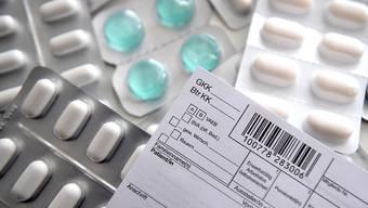 Die Annahme von geldwerten Vorteilen bei verschreibungspflichtigen Medikamenten ist ab 2020 verboten, wenn durch sie die Wahl der Behandlung beeinflusst werden kann. (Themenbild)
