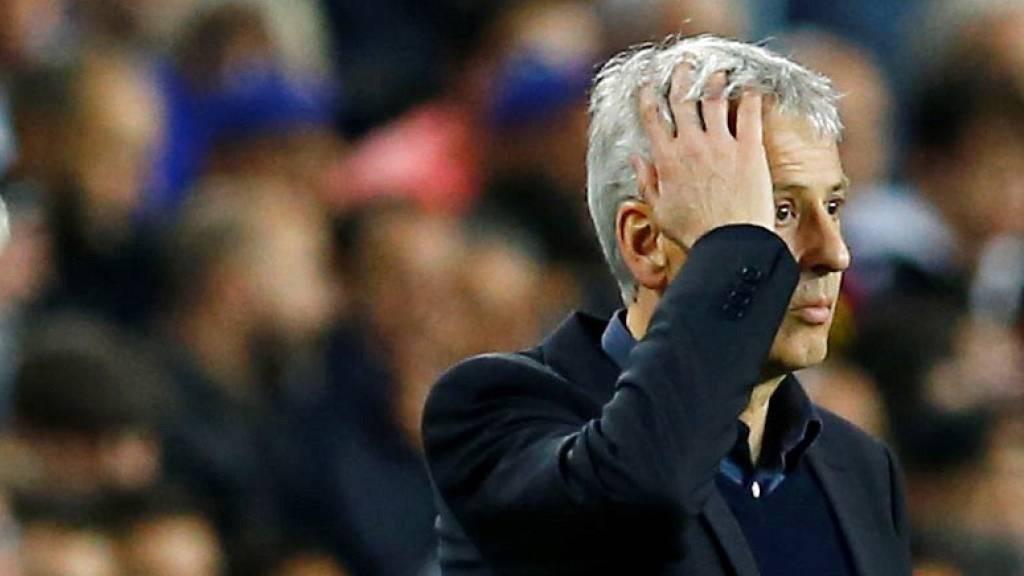 Eine harte Prüfung für Klinsmann und Favre