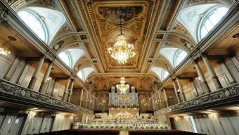 Am 14. September startet das Tonhalle-Orchester.