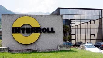 Der Hauptsitz von Interroll in Sant'Antonio im Tessin.