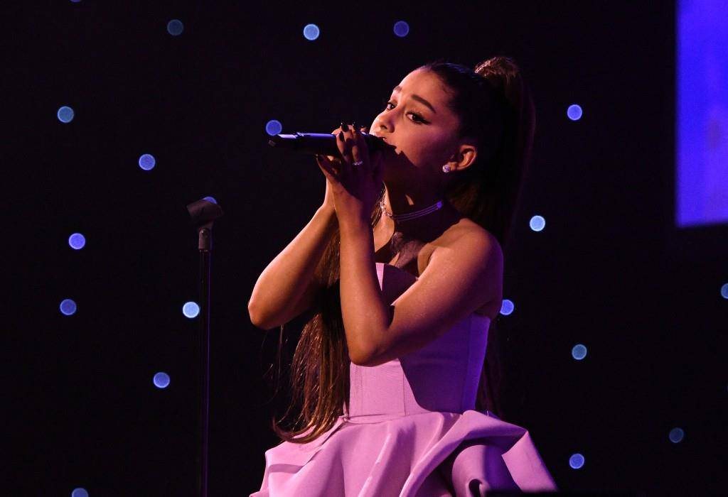 Ariana Grande (26) wurde zur Künstlerin des Jahres gekührt.