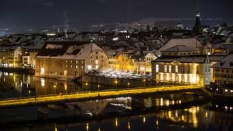 Solothurn by night: Die Filmtage müssen auf die Suche nach einer neuen Hauptsponsorin.