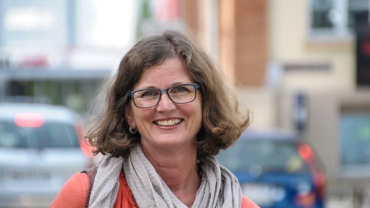 Ariane Gregor war Einwohnerrätin, dort Präsidentin der Geschäftsprüfungskommission und zwei Jahre lang Einwohnerratspräsidentin.