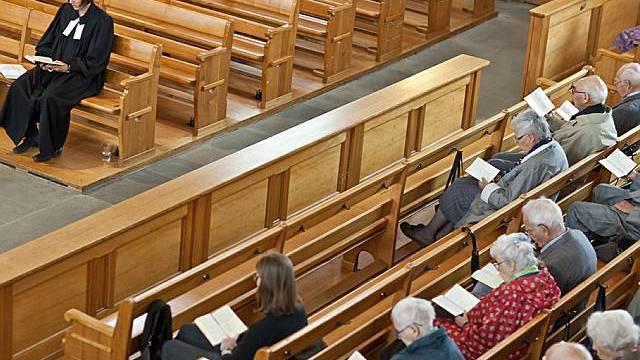 Reformierte Kirche will Gottesdienste nach dem Publikum richten (Archiv)