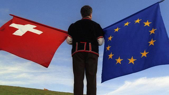 Intellektuelle fordern einen EU-Beitritt (Symbolbild)