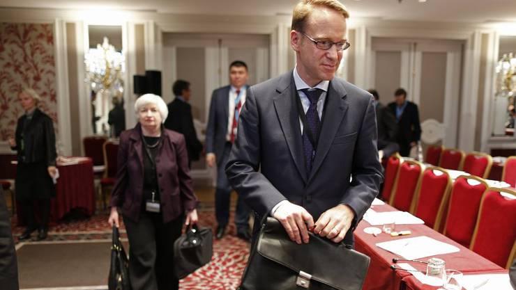 Auf dem Sprung ins EZB-Präsidium: Jens Weidmann.