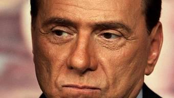 Stellt ein Ultimatum: Silvio Berlusconi (Archiv)