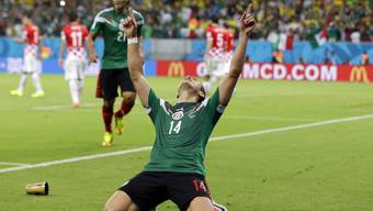 Kroatien-Mexiko: Die Bilder zum Spiel