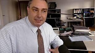 Christian Erb: Er ist einer der beiden Söhne des Firmengründers Hugo Erb.