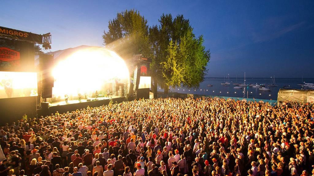 Das SummerDays Festival hat sich einen fixen Platz im Ostschweizer Festivalkalender erobert.