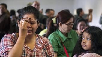Air-Asia-Flug QZ8501 in Indonesien vom Radar verschwunden