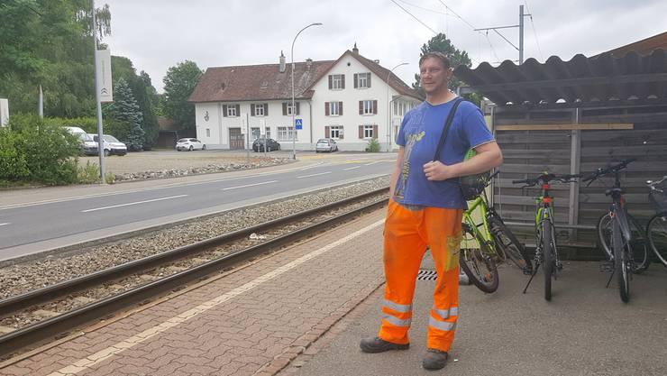 Michael Haase (44), Tankrevisor, Brugg. MIK