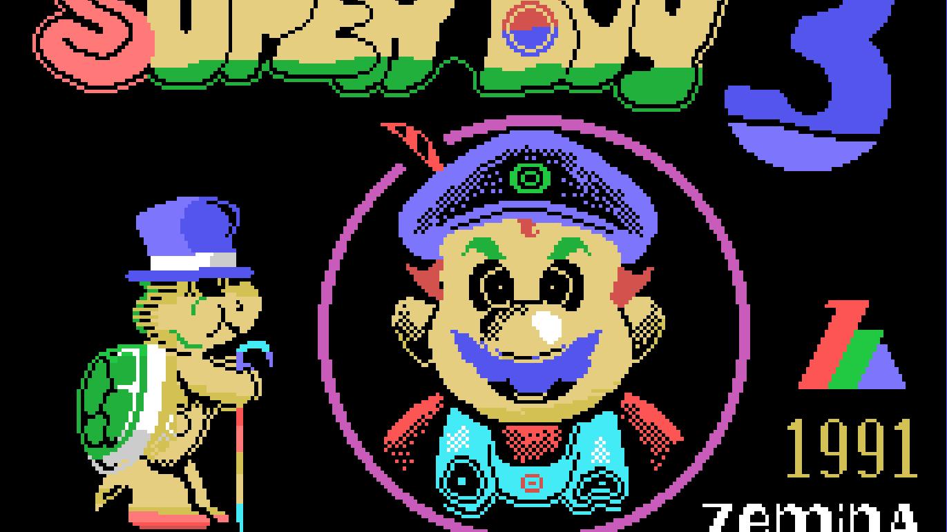 Screenshot Super Boy 3