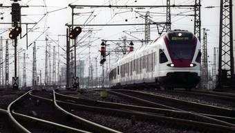 Ein Nein zu Fabi würde die Einführung des 15-Minuten-Takts bei der Regio-S-Bahn verzögern. Keystone