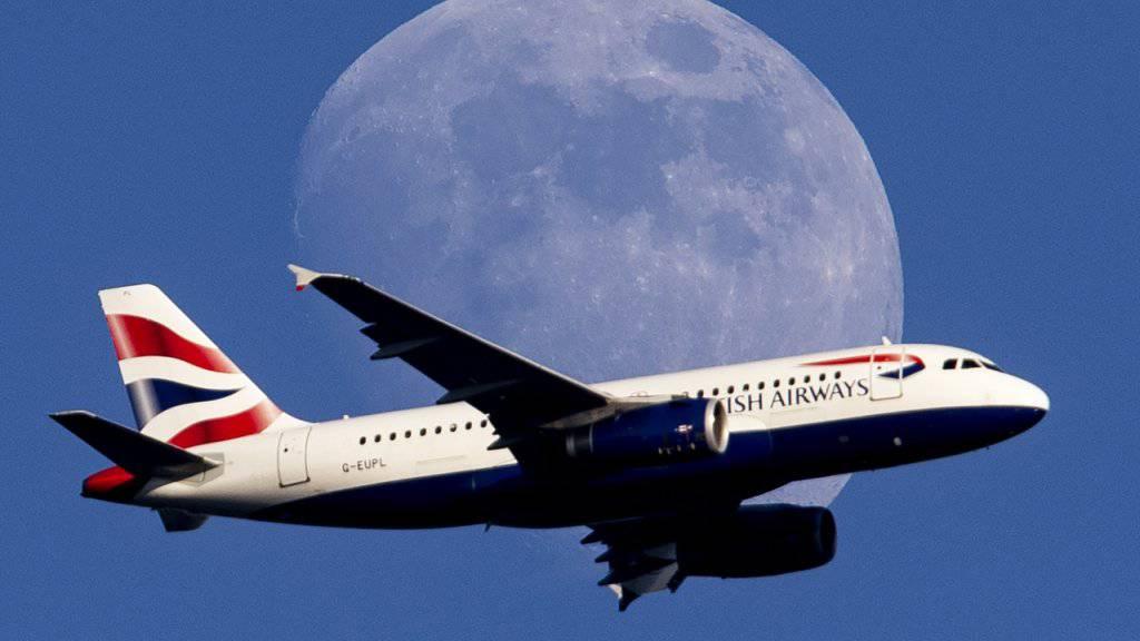 British Airways nimmt Flüge nach Kairo wieder auf