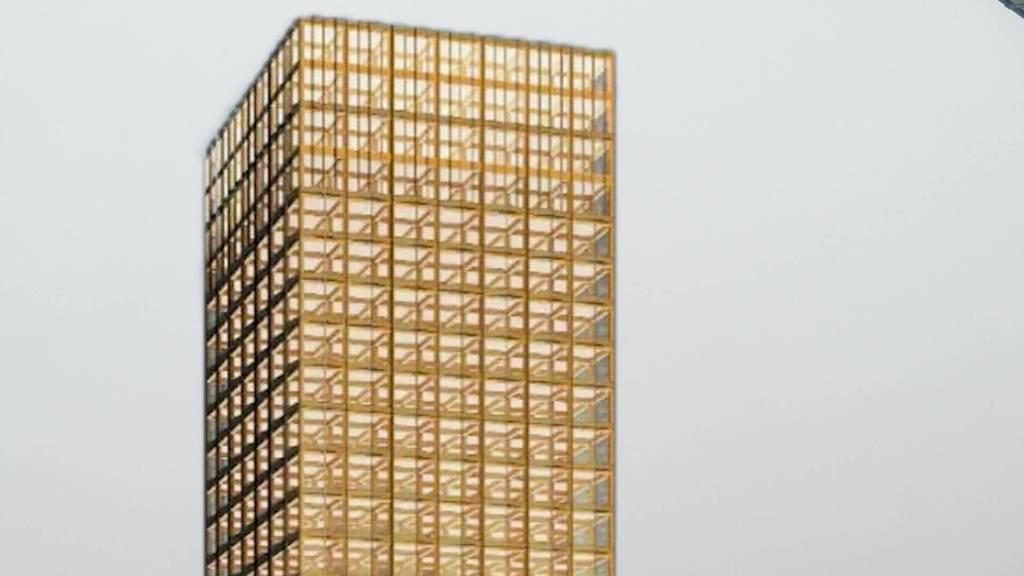 Hölzerner Koloss: Projekt einer Fachhochschule im TG