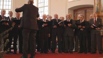 Am Festakt treten die Brugger Sänger in der Stadtkirche auf. Vor 100 Jahren begann die Städtefreundschaft ebenfalls mit Gesang – mit dem Besuch des Männerchors Frohsinn in Rottweil. mhu