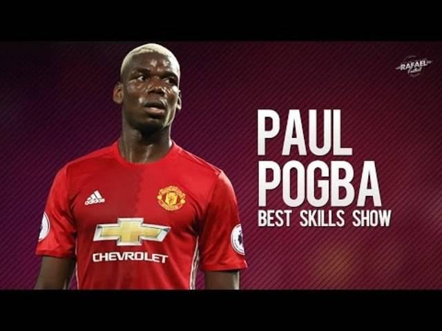 Hier ein paar schöne Szenen von Paul Pogba