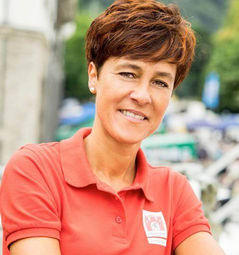 OK-Präsidentin Andrea Thür-Suter. (Bild: zVg)