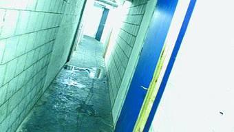 Schutzräume: Oft privat genutzt.