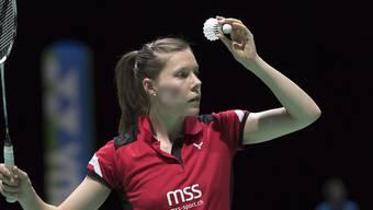 Steht nach dem Halbfinal-Einzug an der EM in Kolding als Medaillen-Gewinnerin fest: Sabrina Jaquet (Archivbild)