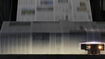 Bereits zum dritten Mal in kurzer Zeit gab es in der Druckerei der AZ Medien eine Panne (Symbolbild).