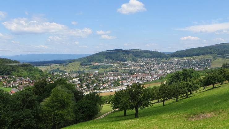 Frenkendorf und Füllinsdorf vereint als eine Dorfgemeinschaft