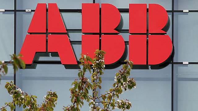 ABB verbucht für 2009 weniger Gewinn und Umsatz (Archiv)