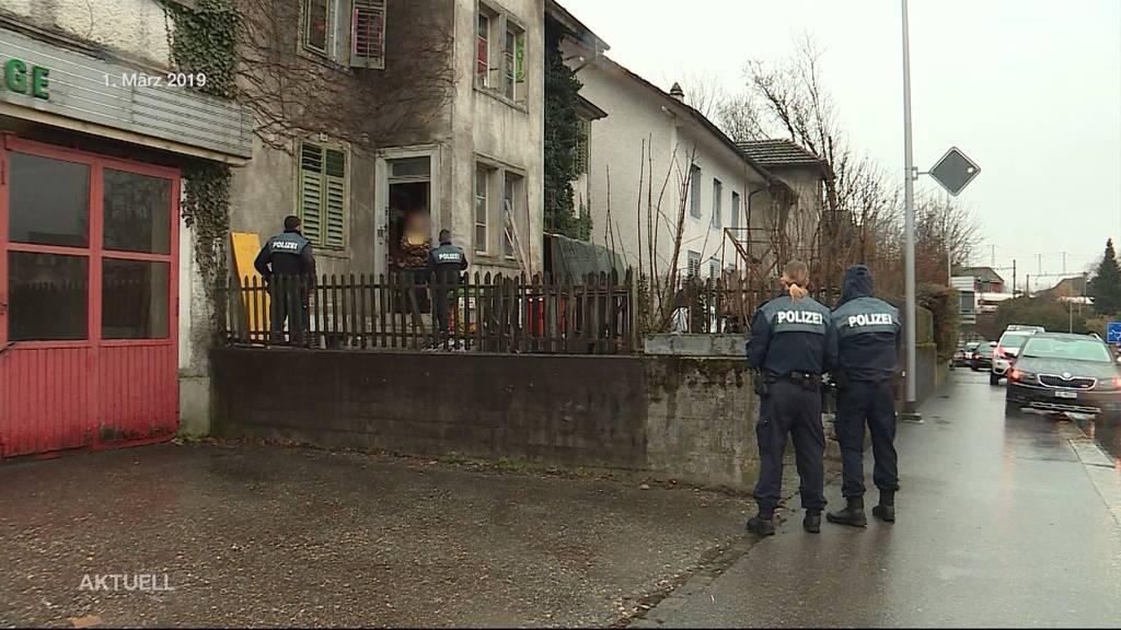 Coop-Ladendieb hielt 20 Polizisten auf Trab
