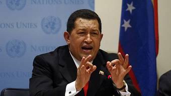 Venezolanischer Staatschef Hugo Chàvez