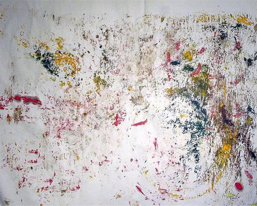 «Echte Quarellas»: 300 Bilder hat Roberto Quarella innert vier Wochen gemalt und ausgestellt.zvg