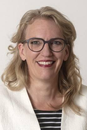 Franziska Driessen-Reding, Präsidentin Synodalrat der Katholischen Kirche im Kanton Zürich. Bild: HO