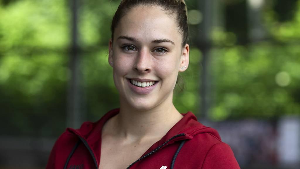 Giulia Steingruber nimmt in Tokio bereits zum dritten Mal an Olympischen Spielen teil