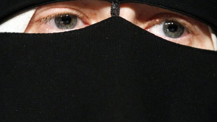 Das kantonale Verhüllungsverbot zielt laut den Gegnern vor allem auf die Burka.