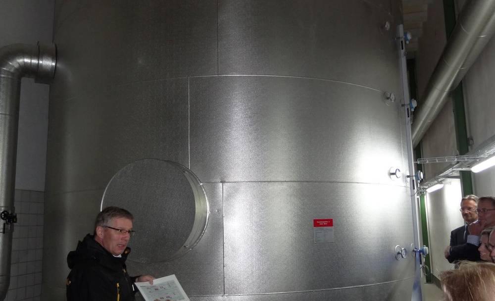 Wärmeverbund Rheinfelden ist in Betrieb